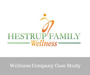 wellness rebranding case study