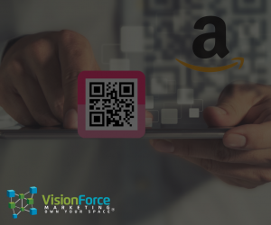 Are QR Codes Back? Amazon Pinky