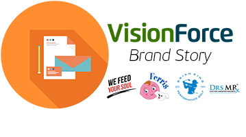 VFM Brand Story Brand Intelligently banner for website home page