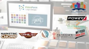 VFM Logo Design Home Page Design