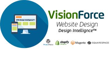 VFM Website Design Intelligence™ banner for website home page