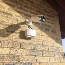outdoor camera for surveillance
