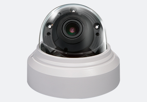 Dows bullet and dome camera