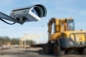 construction site surveillance camera