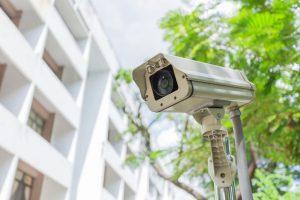 apartment camera system