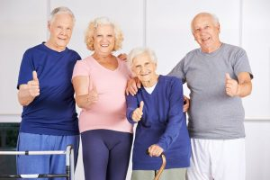 commercial security systems in Denver senior centers