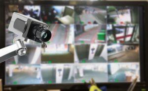 hotel video surveillance camera in Denver