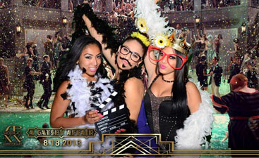 photo booth for wedding Las Vegas