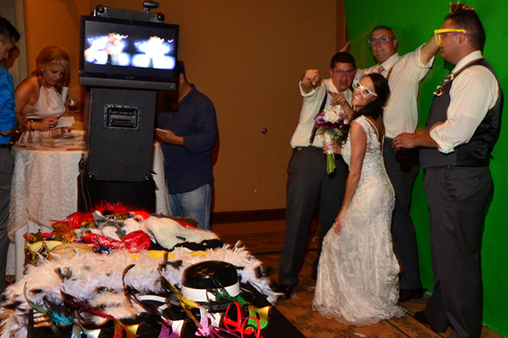 cheap photo booth rental Las Vegas