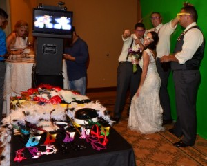 photo booth for weddings Las Vegas