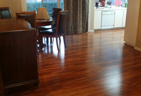 About Your Flooring Installers