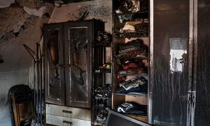 Fire Damage Cleanup Huntington AR