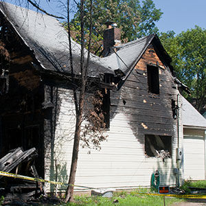 Fire Damage Restoration Service Chester AR