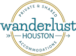 Wanderlust Houston Private & Shared Accommodations