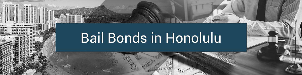 Bail Bonds in Honolulu