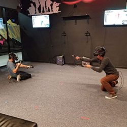 More battle time for these VR users