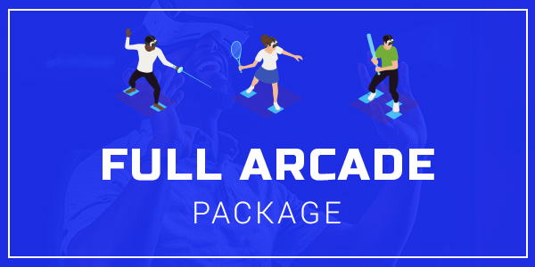 Full Arcade Package Button