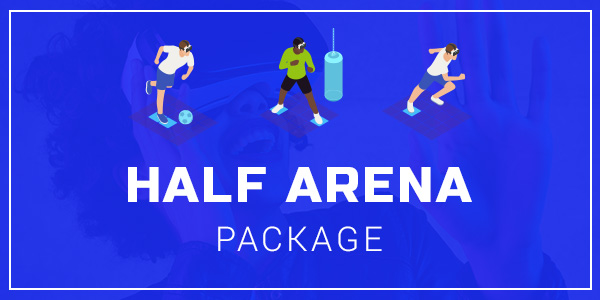 Half Arena Package Button