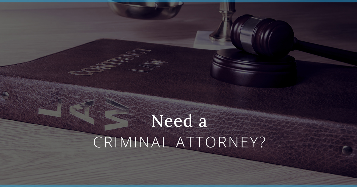 What to look in a Criminal Attorney?