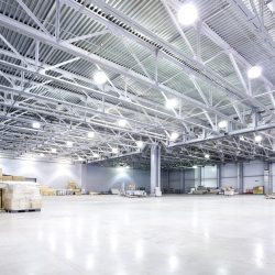 Warehouse LED lighting contractors