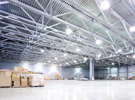 Warehouse Lighting retrofit