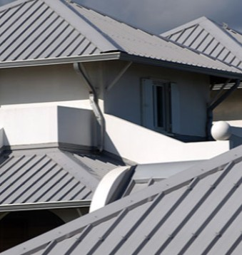 The Stormguard Armor Top Quality Metal Roof Installation In Melbourne Weathertite Roofing
