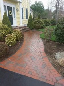 clay brick walkway (2)