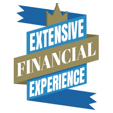 Extensive Financial Experience