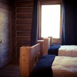 Utah Cabin Two Queen Bed Stay