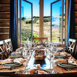 Dining Accommodations at Guided Elk Hunting Ranch