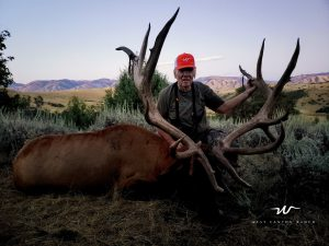 Cost of guided elk hunt | West Canyon Ranch