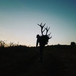 Packing Out A Trophy Elk | West Canyon Ranch