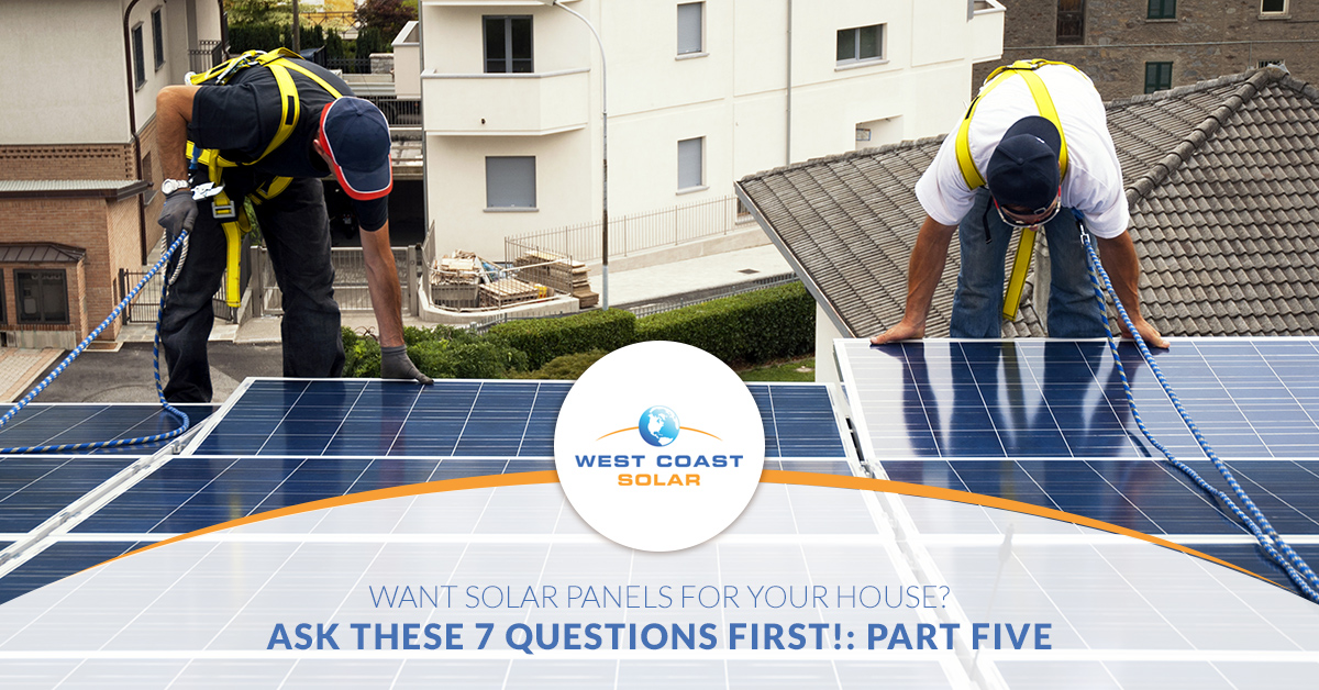 Solar Power System Sacramento - Want Solar Panels For Your