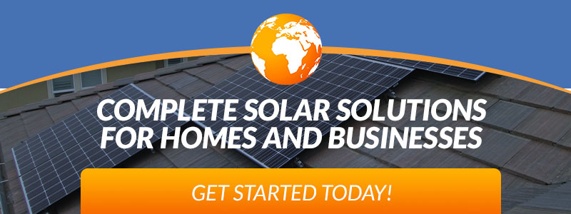 Complete solar solutions for homes and businesses in Northern California