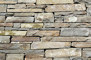stacked stone siding