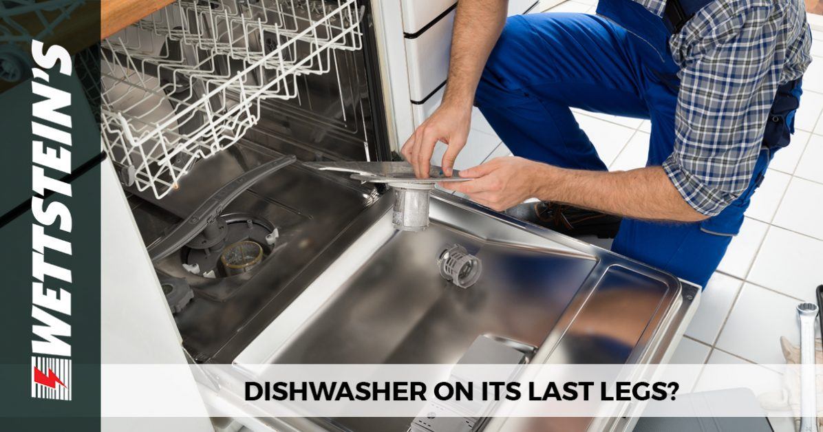 Appliance Repair Shop La Crosse: Dishwasher Problems?