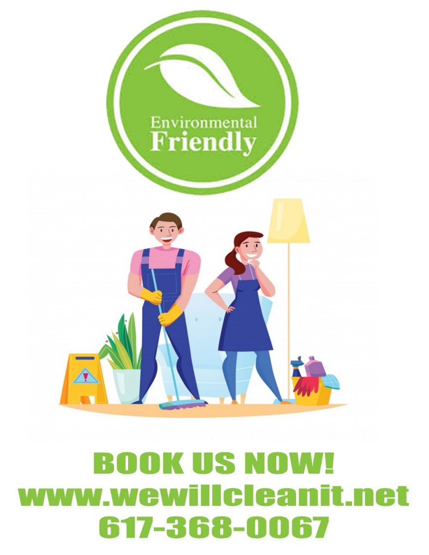 ECO-FRIENDLY CLEANING WITH OUTSTANDING CLEANING INC