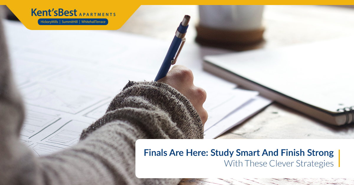 Finals Are Here: Study Smart And Finish Strong With These Clever Strategies