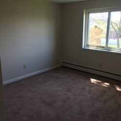 Unfurnished apartment bedroom - Kent's Best Apartments