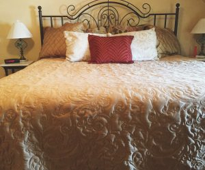Victorian Charleston Style Bed Frame