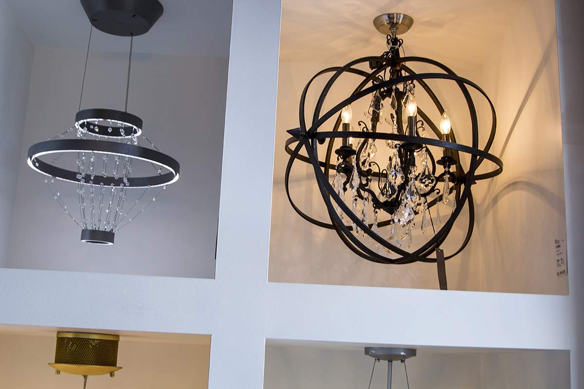 Lighting Store Tour Check Out Our Akron And Westlake Showrooms