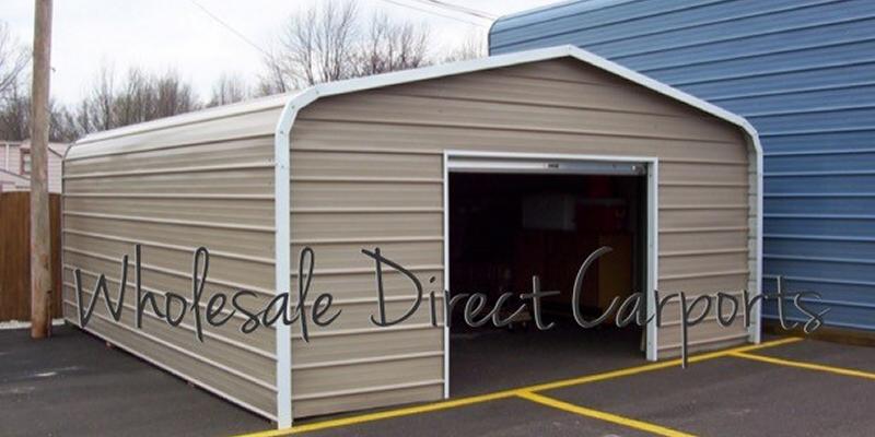 REGULAR ROOF GARAGE & Enclosed Metal Garages - For The Perfect Metal Garage Contact Us ... memphite.com