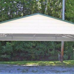 Standard Metal Carport