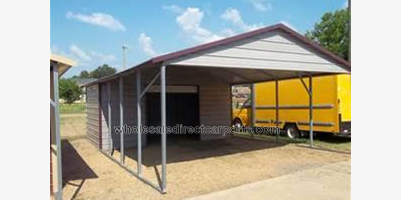 Carports for the perfect carport shop with wholesale for Carport shop combo