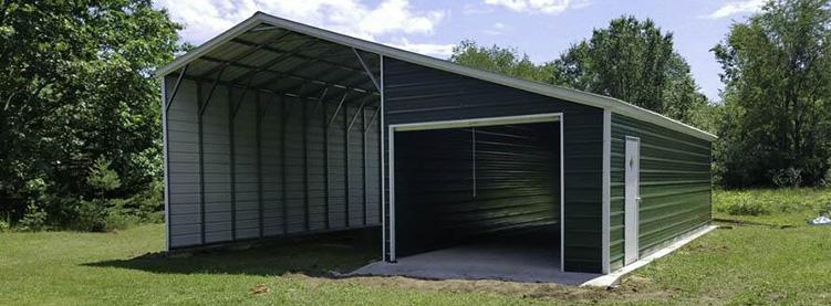Metal Carport/Combos