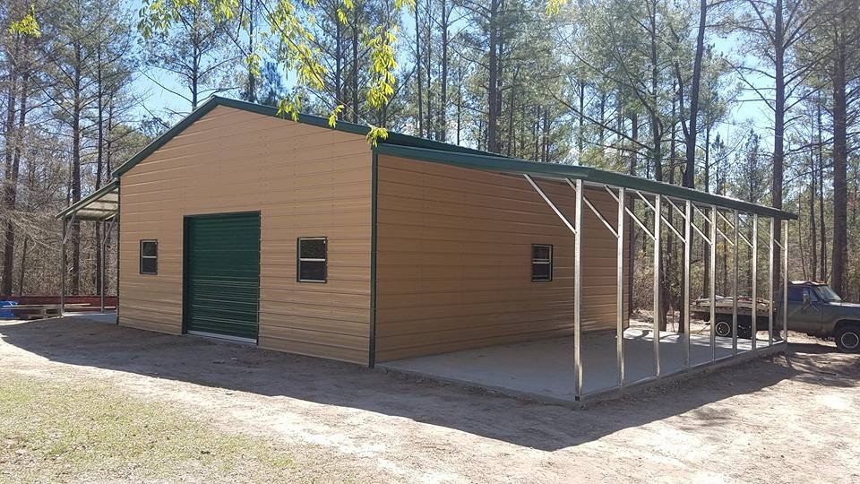 Awe Inspiring Custom Lean To Carports Wholesale Direct Carports Home Interior And Landscaping Transignezvosmurscom