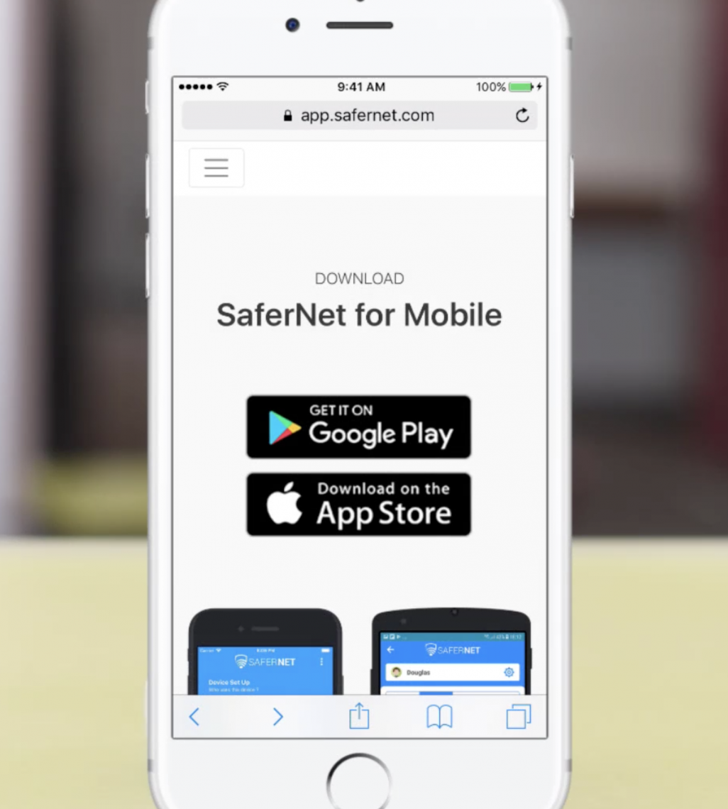 How to Install SaferNet to Your iPhone and iOS Devices