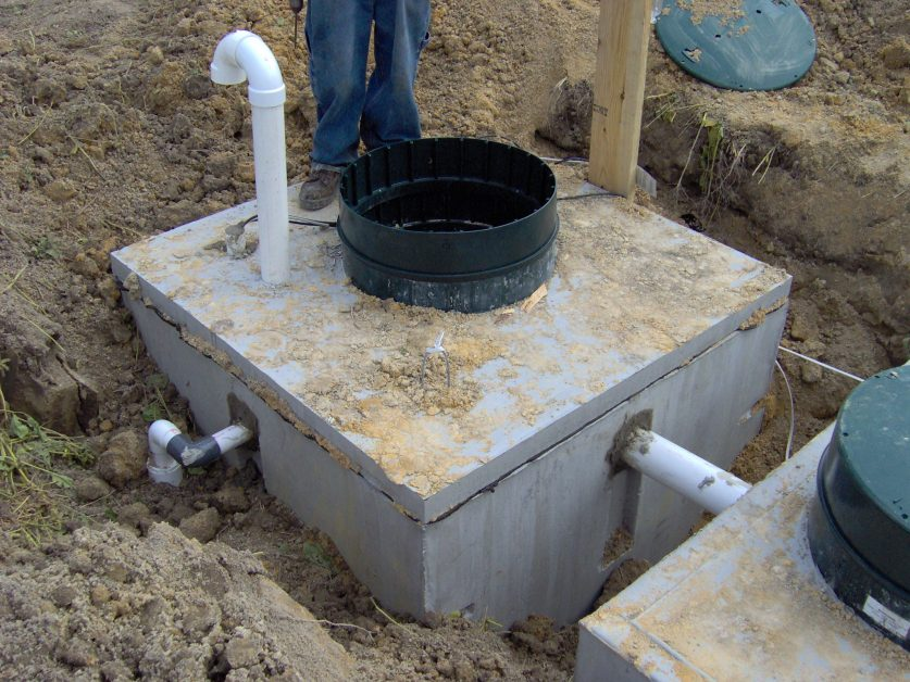 Septic Tank Sussex County Delaware Aerobic Septic Tank