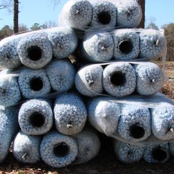Image of insulation pile