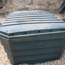 Close up of PuraFlow peat container